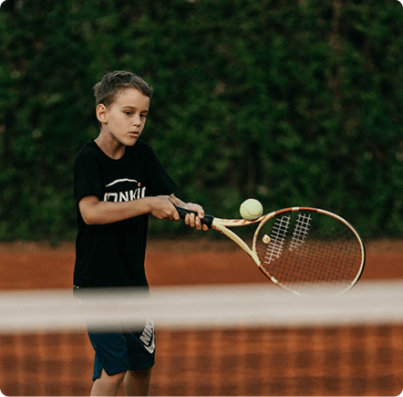 tennis player filip training